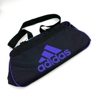 Adidas Diablo Small Duffle Black/Power Purple